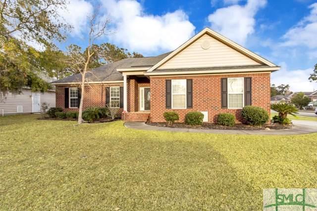 60 Dunnoman Drive, Savannah, GA 31419 (MLS #202471) :: Coastal Savannah Homes
