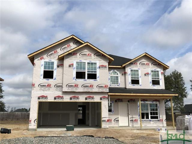 385 Alcott Circle, Hinesville, GA 31313 (MLS #202474) :: Keller Williams Realty-CAP