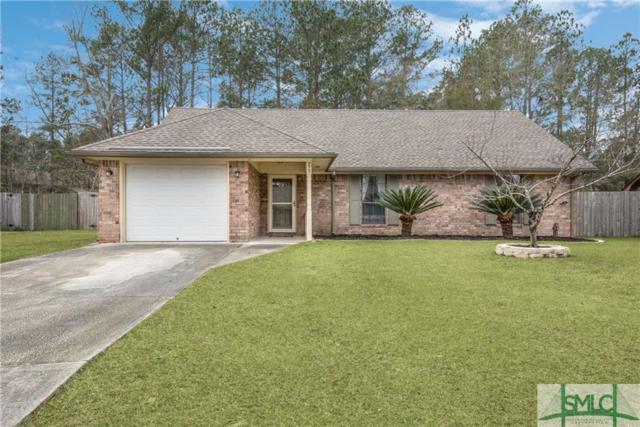 715 Little John Drive, Hinesville, GA 31313 (MLS #202476) :: Karyn Thomas