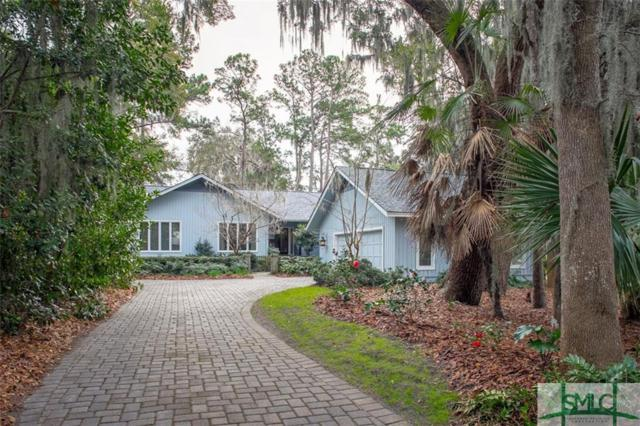 11 Joshuas Retreat, Savannah, GA 31411 (MLS #202478) :: Coastal Savannah Homes