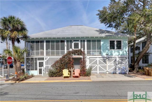 16 12th Street, Tybee Island, GA 31328 (MLS #202484) :: Keller Williams Realty-CAP