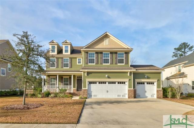 605 Wyndham Way, Pooler, GA 31322 (MLS #202517) :: Coastal Savannah Homes