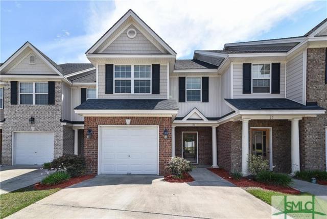 22 Weslyn Park Drive, Savannah, GA 31419 (MLS #202524) :: The Randy Bocook Real Estate Team