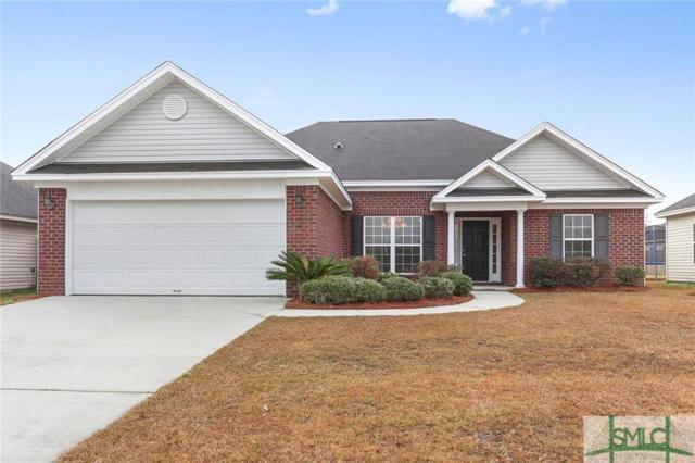 12 Rainier Lane, Savannah, GA 31405 (MLS #202525) :: Coastal Savannah Homes