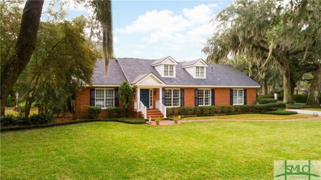 6 Country Club Drive, Savannah, GA 31410 (MLS #202526) :: Keller Williams Realty-CAP