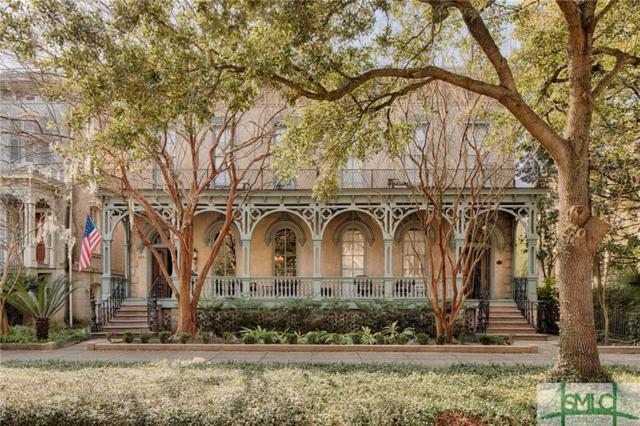 209-211 E Gaston Street, Savannah, GA 31401 (MLS #202550) :: The Arlow Real Estate Group