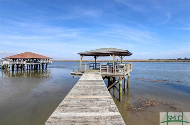 214 C E Point Drive, Savannah, GA 31410 (MLS #202552) :: The Randy Bocook Real Estate Team