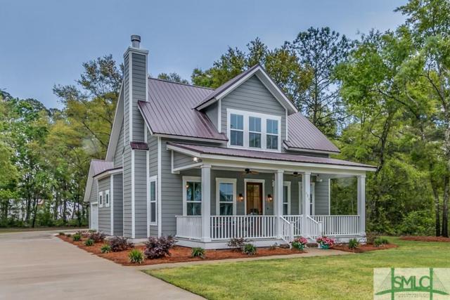 171 Goodman Drive, Midway, GA 31320 (MLS #202556) :: The Randy Bocook Real Estate Team