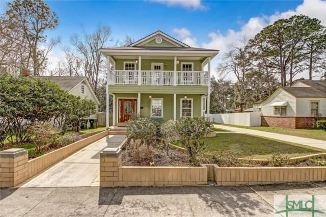 1611 E 51st Street, Savannah, GA 31404 (MLS #202588) :: The Randy Bocook Real Estate Team