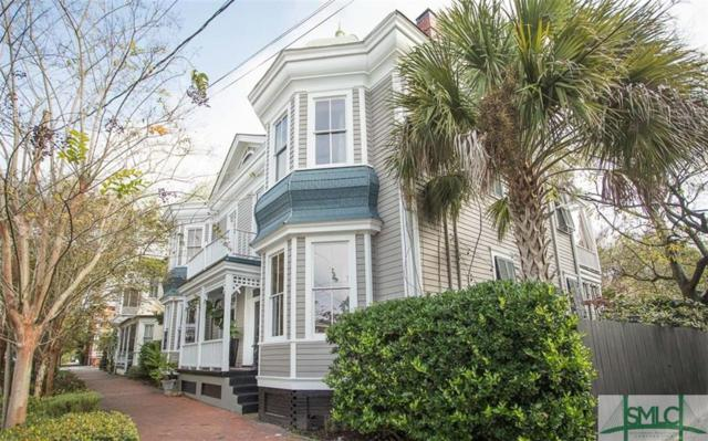610 Habersham Street, Savannah, GA 31401 (MLS #202591) :: Keller Williams Realty-CAP