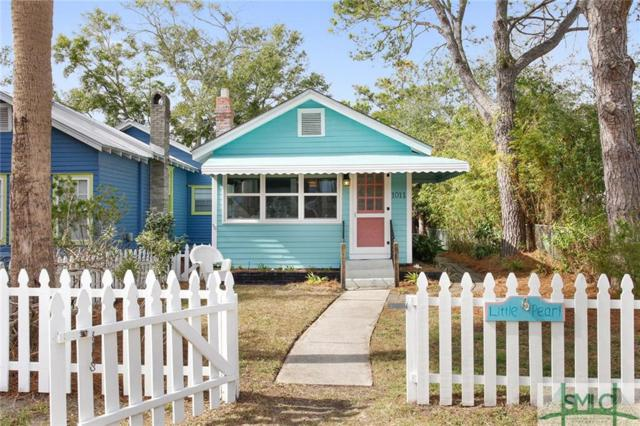 1011 Lovell Avenue, Tybee Island, GA 31328 (MLS #202597) :: Keller Williams Realty-CAP