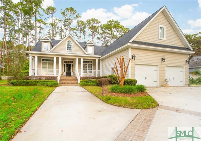 85 Franklin Creek Road S, Savannah, GA 31411 (MLS #202601) :: The Arlow Real Estate Group