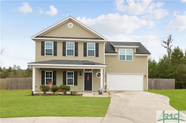 112 Flat Creek Lane, Guyton, GA 31312 (MLS #202612) :: Karyn Thomas