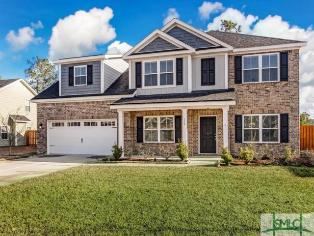 120 Wicklow Drive, Richmond Hill, GA 31324 (MLS #202615) :: Karyn Thomas