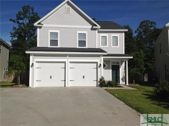 128 Chapel Lake South Circle, Savannah, GA 31419 (MLS #202618) :: Karyn Thomas