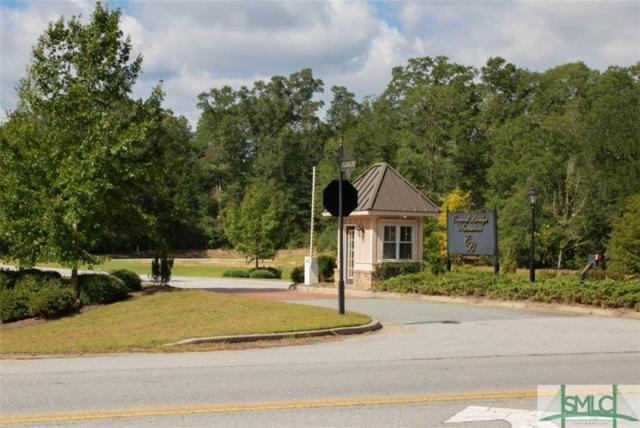 121 Crestview Drive, Guyton, GA 31312 (MLS #202620) :: McIntosh Realty Team