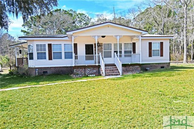 375 Beulah Road, Midway, GA 31320 (MLS #202623) :: The Randy Bocook Real Estate Team