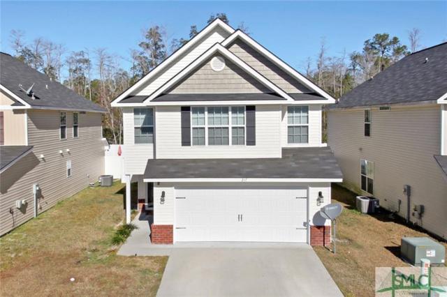 217 Grandview Drive, Hinesville, GA 31313 (MLS #202625) :: Keller Williams Realty-CAP