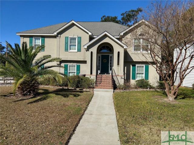 116 Teakwood Drive, Savannah, GA 31410 (MLS #202626) :: Karyn Thomas