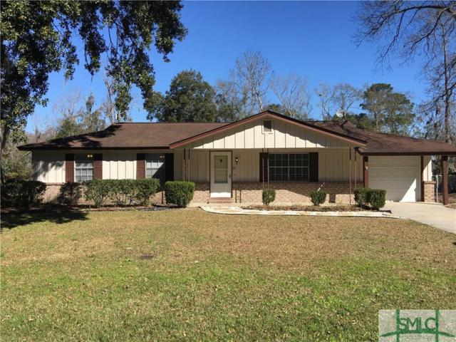 24 Austin Drive, Savannah, GA 31419 (MLS #202628) :: Coastal Savannah Homes