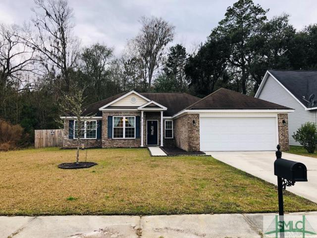 144 Fontenot Drive, Savannah, GA 31405 (MLS #202633) :: The Arlow Real Estate Group