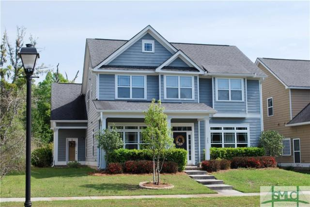 305 Lakeside Boulevard, Port Wentworth, GA 31407 (MLS #202634) :: Coastal Savannah Homes