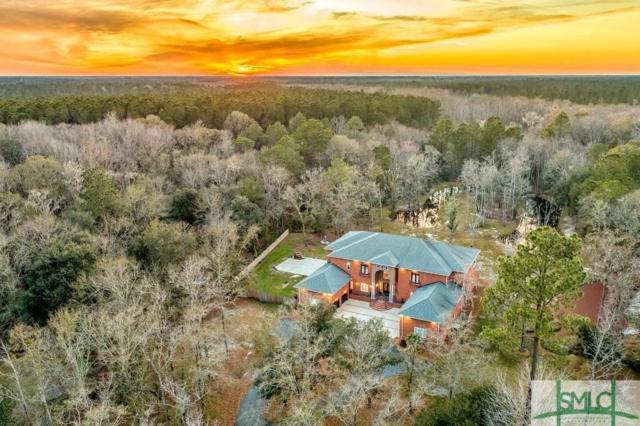 190 Bald Cypress Lane, Bloomingdale, GA 31302 (MLS #202638) :: The Arlow Real Estate Group