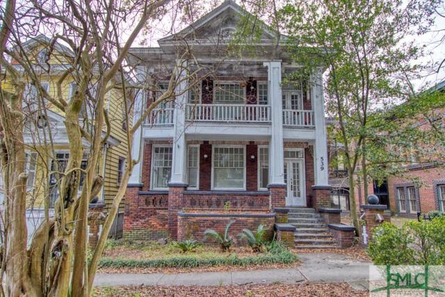 539 E Henry Street, Savannah, GA 31401 (MLS #202647) :: The Arlow Real Estate Group