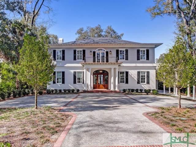 928 Wilmington Island Road, Savannah, GA 31410 (MLS #202659) :: Karyn Thomas