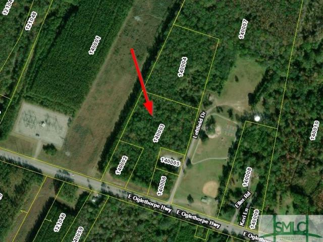 0 E Oglethorpe Highway, Midway, GA 31320 (MLS #202665) :: The Arlow Real Estate Group
