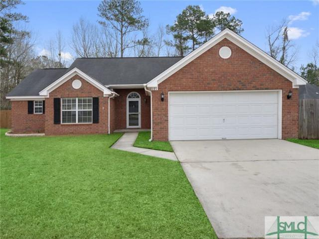 121 Reese Drive, Richmond Hill, GA 31324 (MLS #202667) :: Teresa Cowart Team