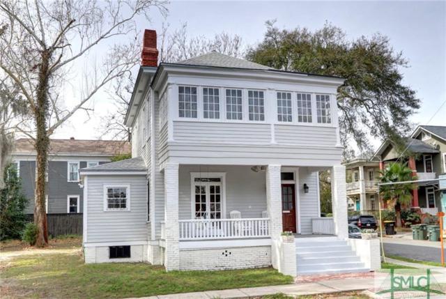 2401 Habersham Street, Savannah, GA 31401 (MLS #202677) :: The Arlow Real Estate Group