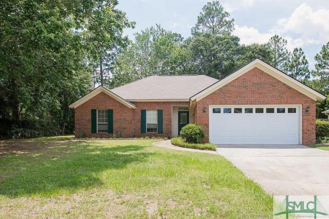 436 Arlington Drive, Hinesville, GA 31313 (MLS #202686) :: The Arlow Real Estate Group
