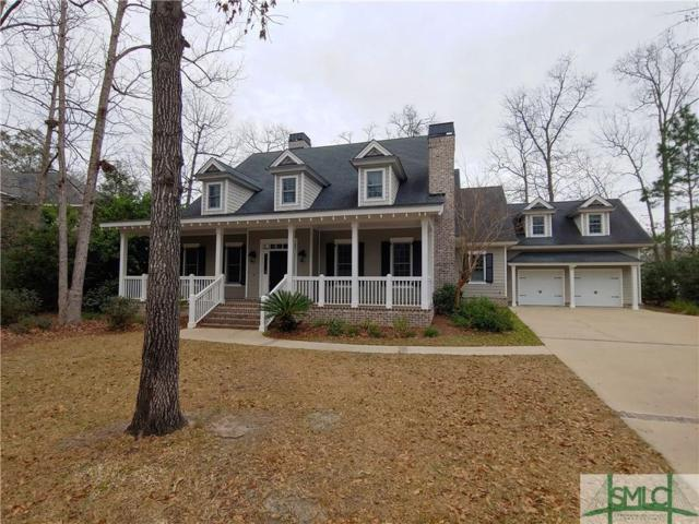 30 Grand Lake Circle, Savannah, GA 31405 (MLS #202687) :: Coastal Savannah Homes