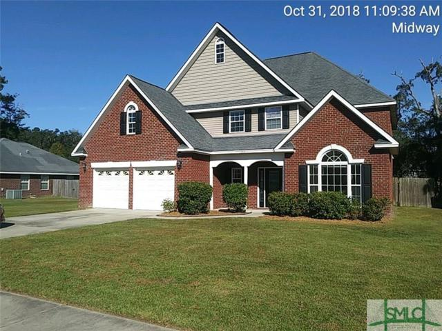 157 Medway Drive, Midway, GA 31320 (MLS #202691) :: The Arlow Real Estate Group