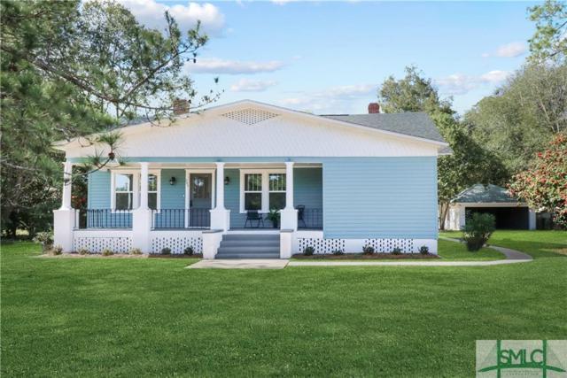 205 N Georgia Avenue, Rincon, GA 31326 (MLS #202692) :: The Randy Bocook Real Estate Team