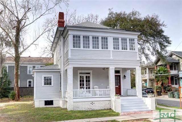 2401 Habersham Street, Savannah, GA 31401 (MLS #202698) :: Keller Williams Realty-CAP