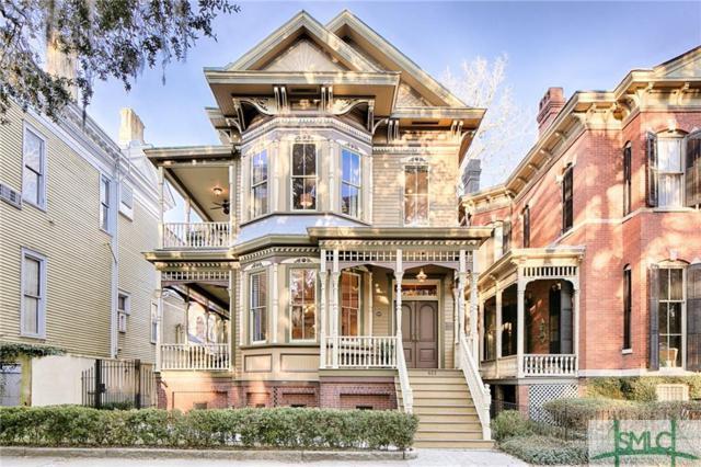611 Whitaker Street, Savannah, GA 31401 (MLS #202708) :: The Arlow Real Estate Group