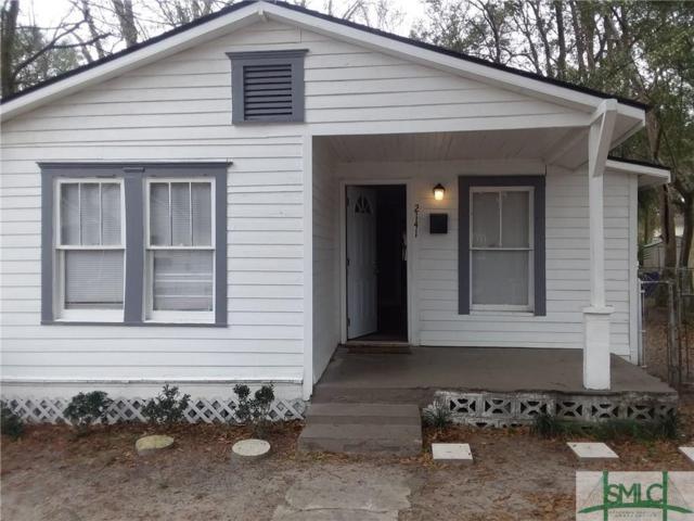 2141 Louisiana Avenue, Savannah, GA 31404 (MLS #202709) :: McIntosh Realty Team