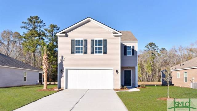 110 Butternut Boulevard, Guyton, GA 31312 (MLS #202725) :: Heather Murphy Real Estate Group