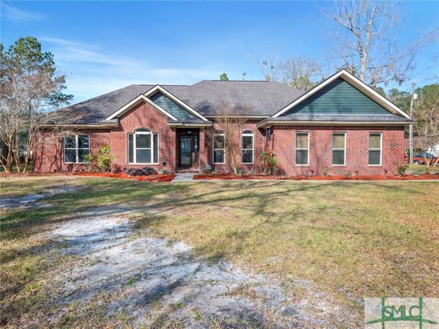 1485 Seabrook Island Drive, Midway, GA 31320 (MLS #202734) :: The Randy Bocook Real Estate Team