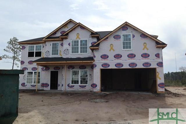 1589 Longleaf Court, Hinesville, GA 31313 (MLS #202740) :: The Randy Bocook Real Estate Team