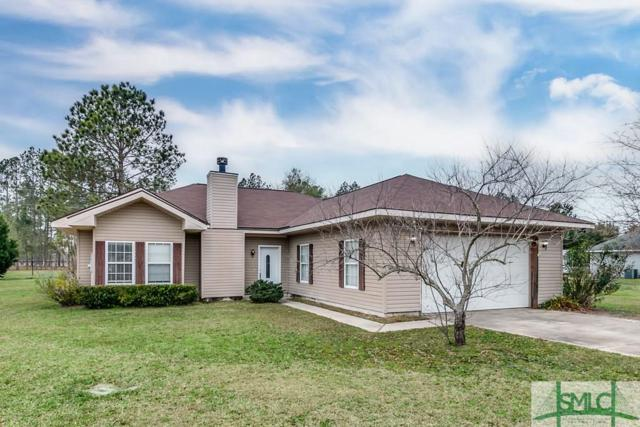 538 Park Place, Ellabell, GA 31308 (MLS #202742) :: The Sheila Doney Team