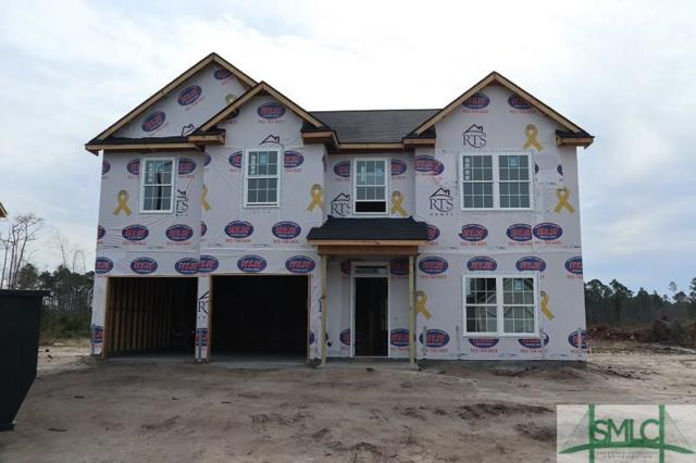 1585 Longleaf Court, Hinesville, GA 31313 (MLS #202743) :: The Randy Bocook Real Estate Team