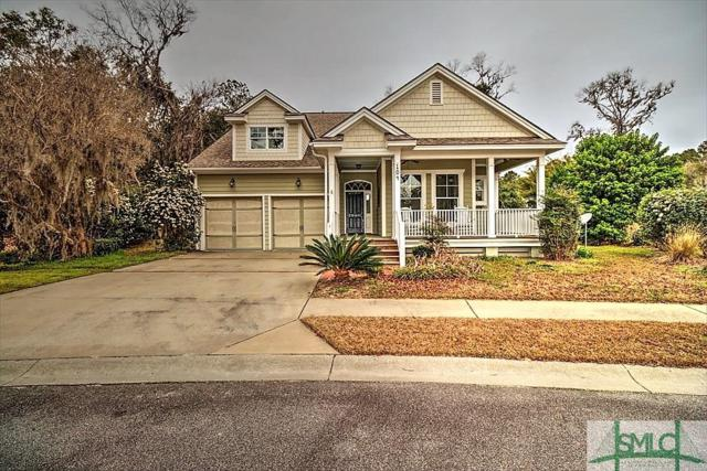 104 Rookery View Drive, Midway, GA 31320 (MLS #202749) :: The Randy Bocook Real Estate Team