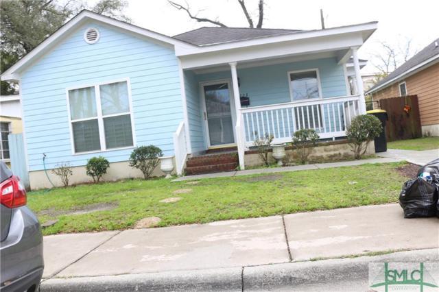 1223 E Waldburg Street, Savannah, GA 31404 (MLS #202782) :: The Randy Bocook Real Estate Team