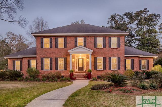 222 Commodore Drive, Savannah, GA 31410 (MLS #202798) :: The Randy Bocook Real Estate Team
