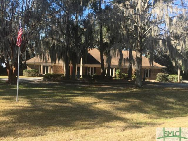 405 Buccaneer Bend, Savannah, GA 31406 (MLS #202801) :: The Randy Bocook Real Estate Team