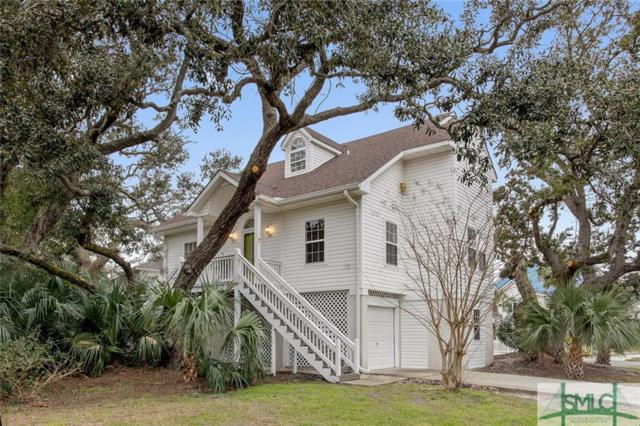 7 Teresa Lane, Tybee Island, GA 31328 (MLS #202810) :: The Arlow Real Estate Group