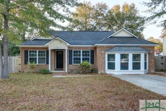 202 Mikal Street, Rincon, GA 31326 (MLS #202840) :: The Randy Bocook Real Estate Team